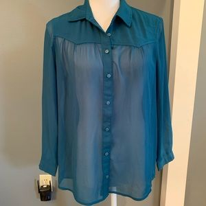 American Eagle Outfitters Blouse~Size Medium